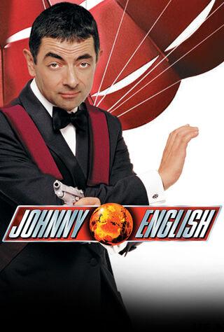 Johnny English (2003) Main Poster
