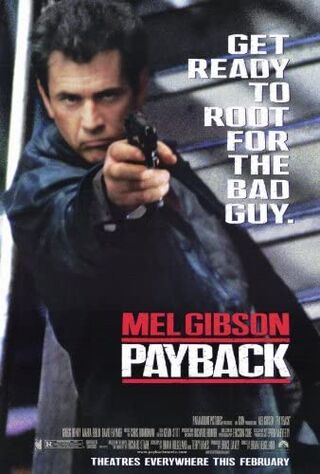 Payback (1999) Main Poster