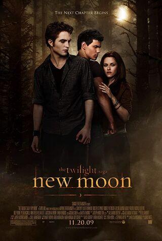The Twilight Saga: New Moon (2009) Main Poster
