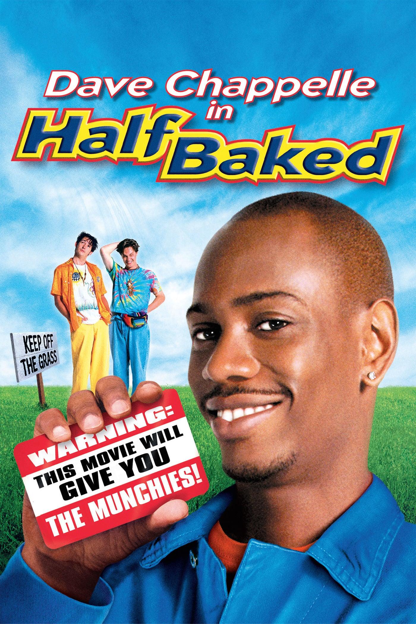 Half Baked (1998) Main Poster
