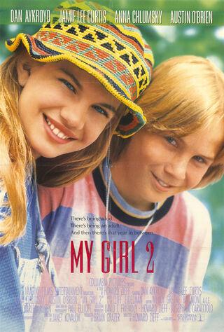 My Girl 2 (1994) Main Poster