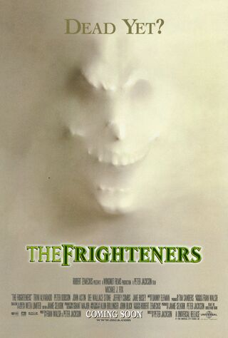The Frighteners (1996) Main Poster