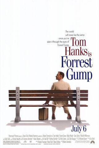 Forrest Gump (1994) Main Poster