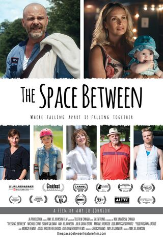The Space Between Us (2017) Main Poster