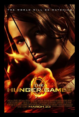 The Hunger Games (2012) Main Poster