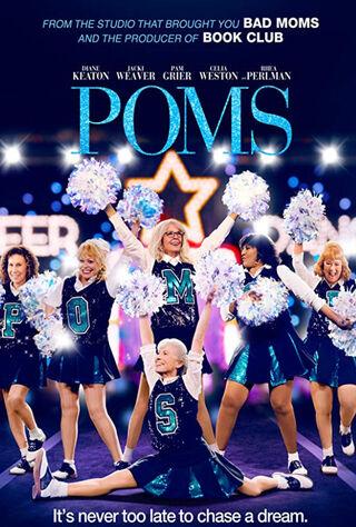 Poms (2019) Main Poster