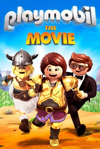 Playmobil: The Movie (2019) Main Poster