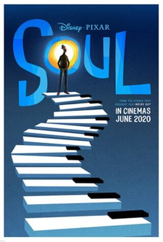 Soul (2020) Main Poster