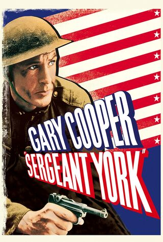 Sergeant York (1941) Main Poster