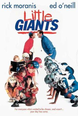 Little Giants (1994) Main Poster