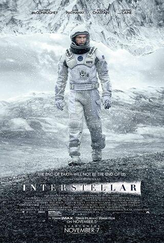 Interstellar (2014) Main Poster