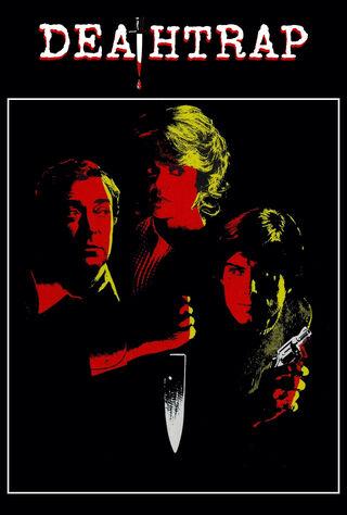 Deathtrap (1982) Main Poster