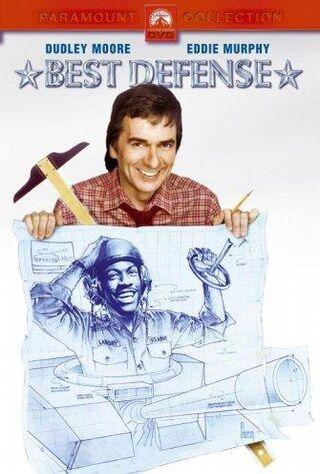 Best Defense (1984) Main Poster