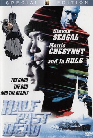 Half Past Dead (2002) Main Poster