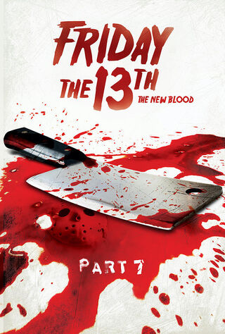Friday The 13th Part VII: The New Blood (1988) Main Poster