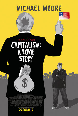 Capitalism: A Love Story (2009) Main Poster