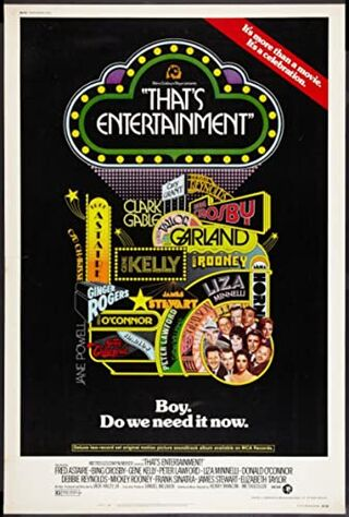 That's Entertainment! (1974) Main Poster