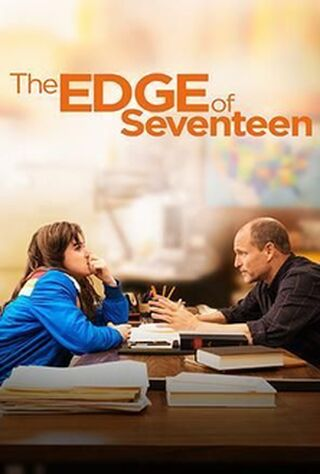 The Edge Of Seventeen (2016) Main Poster