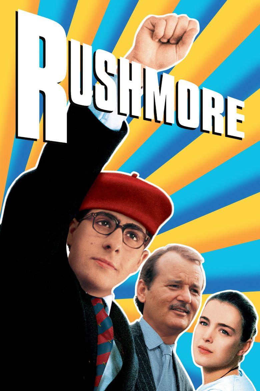 Rushmore (1999) Main Poster