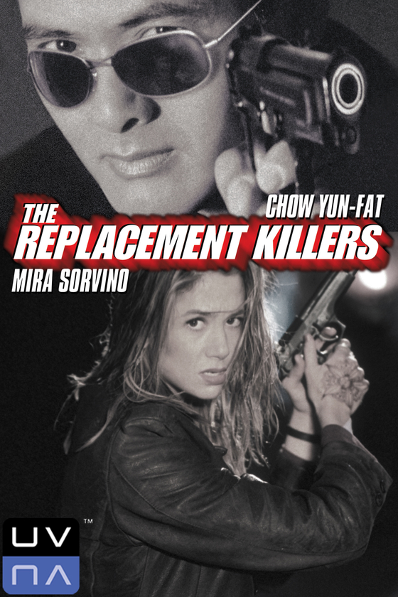 The Replacement Killers (1998) Main Poster