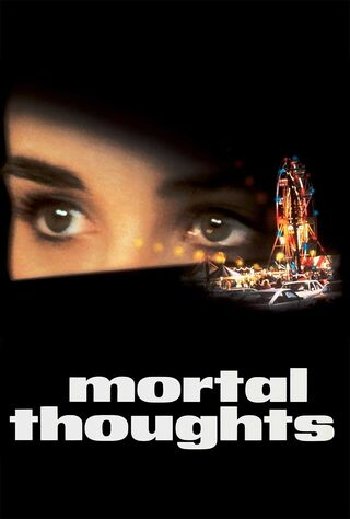 Mortal Thoughts (1991) Main Poster