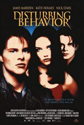 Disturbing Behavior (1998) Main Poster
