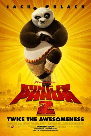 Kung Fu Panda 2 (2011) Main Poster