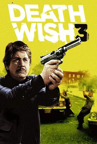 Death Wish 3 (1985) Main Poster