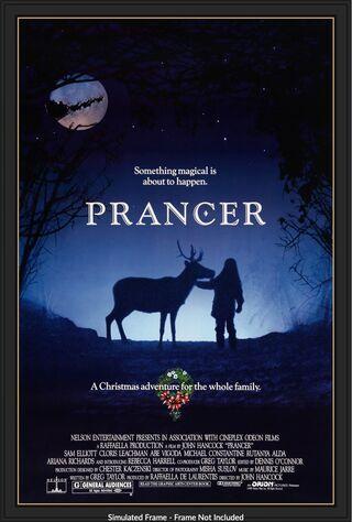 Prancer (1989) Main Poster