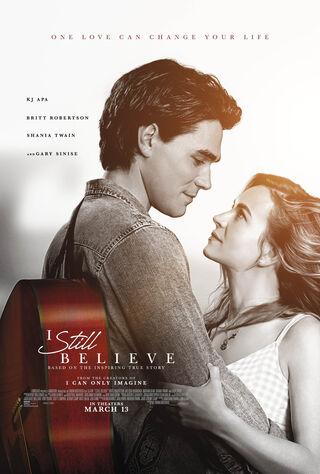 I Still Believe (2020) Main Poster
