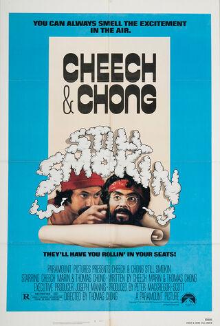 Still Smokin (1983) Main Poster