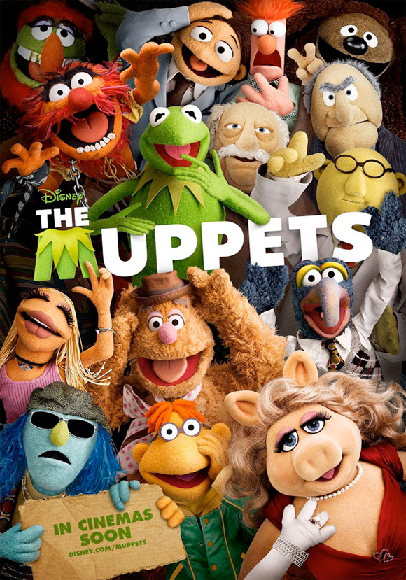 The Muppets (2011) Main Poster