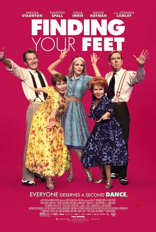 Finding Your Feet (2018) Main Poster