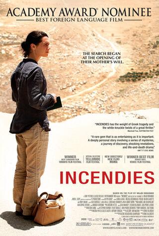 Incendies (2011) Main Poster
