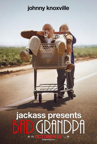 Bad Grandpa (2013) Main Poster