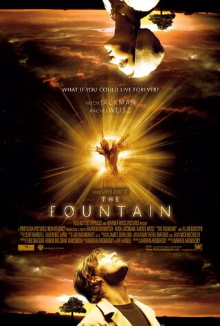 The Fountain (2006) Main Poster