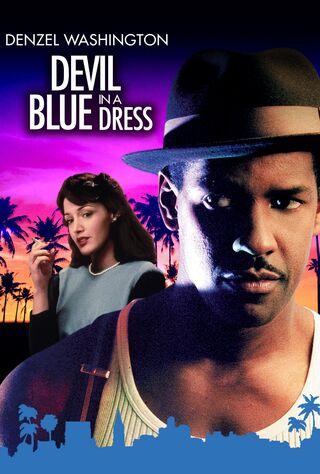 Devil In A Blue Dress (1995) Main Poster