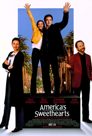 America's Sweethearts (2001) Main Poster