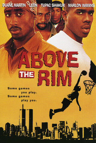 Above The Rim (1994) Main Poster