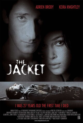 The Jacket (2005) Main Poster