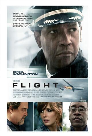 Flight (2012) Main Poster