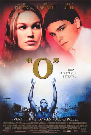 O (2001) Main Poster