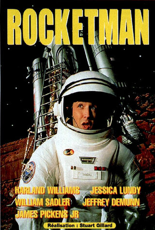 RocketMan (1997) Main Poster