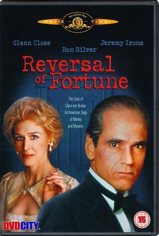 Reversal Of Fortune (1990) Main Poster