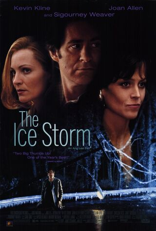 The Ice Storm (1997) Main Poster