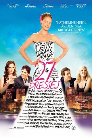 27 Dresses (2008) Main Poster
