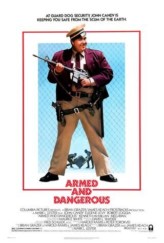 Armed And Dangerous (1986) Main Poster