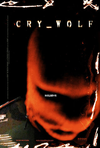 Cry Wolf (2005) Main Poster