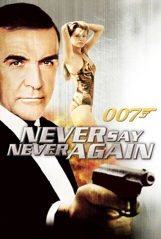 Never Say Never Again (1983) Main Poster