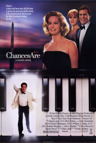Chances Are (1989) Main Poster